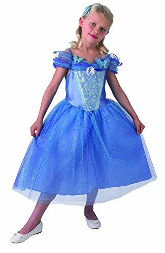Rubie's IT620288-S Live Action Costume Cinderella in Box, Größe S