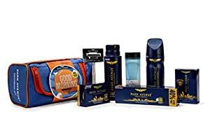 Park Avenue Good Grooming Kit For Men (Combo Of 8)