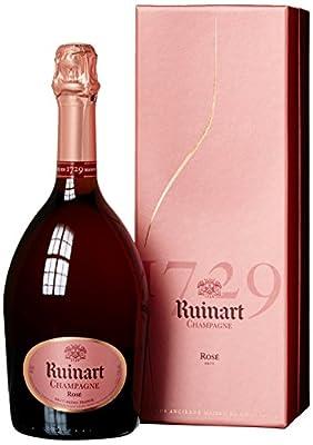 Champagne Ruinart Rose Chardonnay Brut (1 x 0.75 l)