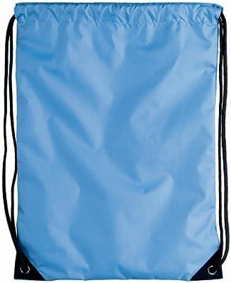 Centrix Premium Gymsac Drawstring Gym Bag Rucksack - 15 Colours