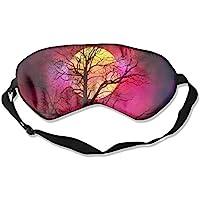 Winter Moon Tree Art Sleep Eyes Masks - Comfortable Sleeping Mask Eye Cover For Travelling Night Noon Nap Mediation... preisvergleich bei billige-tabletten.eu
