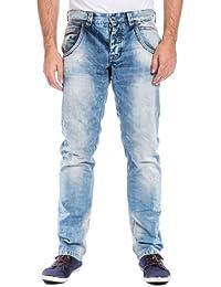 Timezone Herren Slim Jeans 26-5528 HaroldTZ rough