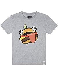 T-shirt Logo Dj Marshmello Taglie Bambino E Adulto Fortnite Bianca O Nera Bambino: Abbigliamento