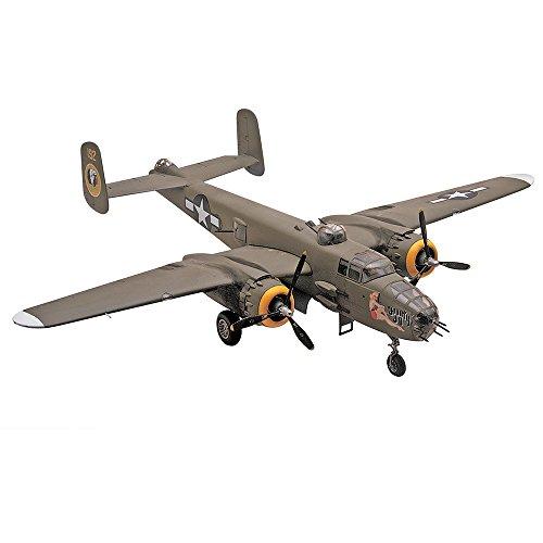 Revell-Monogram Maquette d'avion B-25J Mitchell échelle 1/48, 85-5512, Multicolor
