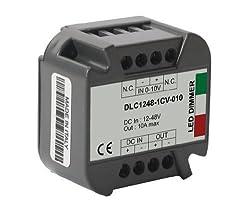 Dimmer 0-10V und 1-10V für LED 12V oder 24V 8 Ampere
