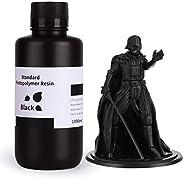 ELEGOO LCD UV 405nm Estándar 3D Resina Rápida Fotopolímero para LCD Impresora 3D 500g/1000g