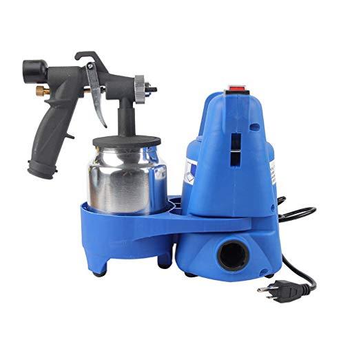 DMQNA HVLP Fine Paint Spray, elektrische Spritzpistole, Deal für die Lackierung von Automobilteilen, Elektrogeräten, Stahlmöbeln und Holz