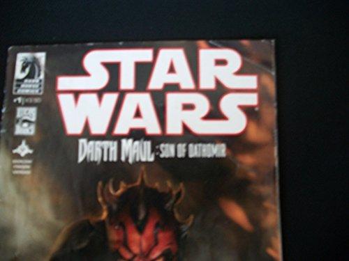 Star Wars Darth Maul Son of Dathomir #1
