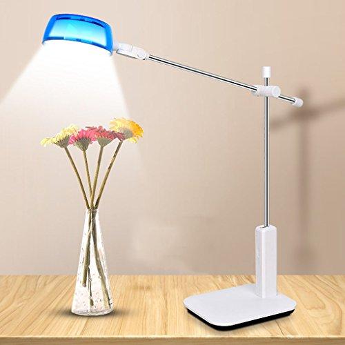 LED Protection Des Yeux Tactile Lampe De Table Laboratoire De Bureau Lecture Soins Des Yeux Collège Dortoir Chambre Chambre Lampe D'oeil LED Lampe De Table Tactile Lampe De Laboratoire