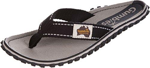 Gumbies Islander Sandale gravel