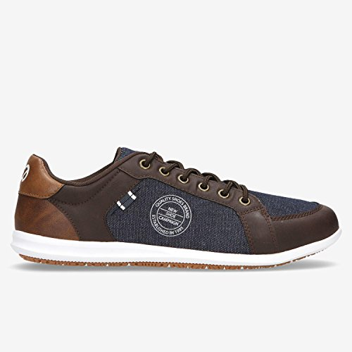 New Balance Zapatillas de Piel Para Hombre Marrón Marrón 41 Marrón Size: 40½ xcUwzsPpW