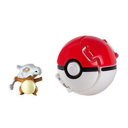 Pokemon Throw 'n' Poke Ball (one supplied)