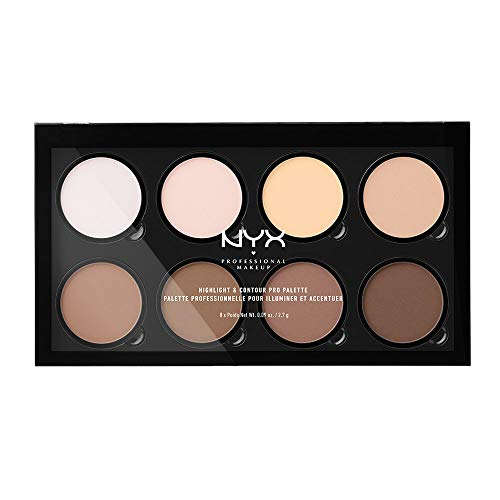 NYX Palette Highlight & Contour Pro, 1er Pack