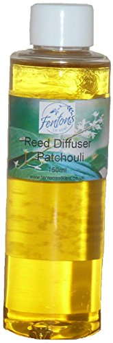 Fentons-of-Kent-Patchouli-Reed-Diffuser-Oil-Refill-150ml-long-lasting