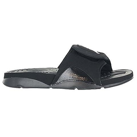 Tongs Nike – Jordan Hydro 4 Noir/Blanc 41