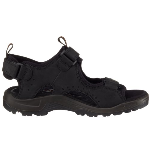 Ecco Offroad, Chaussons Sneaker Homme Noir-TR-SW576