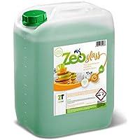 Zeo Glass–Liquide vaisselle | non toxique Nettoyer | zeotec | Nettoyage Efficace brûlé graisses, tenaces et...