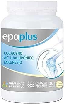 Colágeno, Ácido Hialurónico Y Magnesio Sabor Limón 332 Gr de Epaplus
