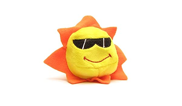 Schmoozies Sonne  I Displayreiniger I Mikrofasertuch I Bildschirmreiniger
