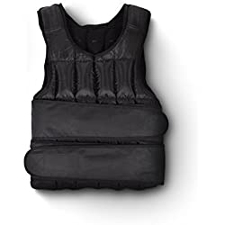 Powerfly Pro Fitness Weighted Vest for Weight Loss Running Training Gym - 10kg