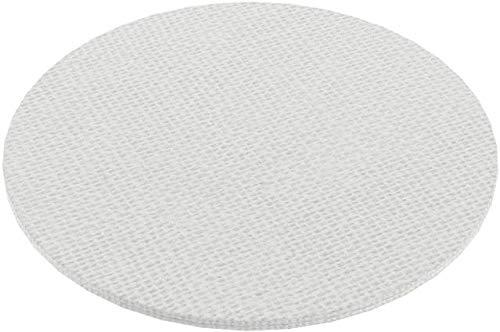 vitutech Klettpunkte Selbstklebend,Klett Klebe Punkte 1008 Stück Klettverschluss 504 Paar Klett Punkte Self Adhesive Klettpunkte Geeignet für Papier, Kunststoff, Glas, Kleidungsstücke -15 mm,weiß