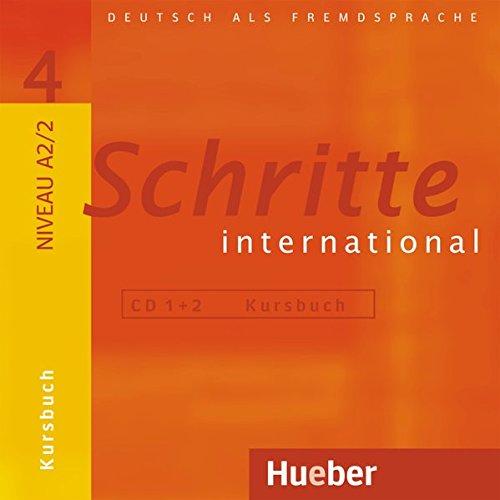 SCHRITTE INTERNATIONAL.4.CD x 2