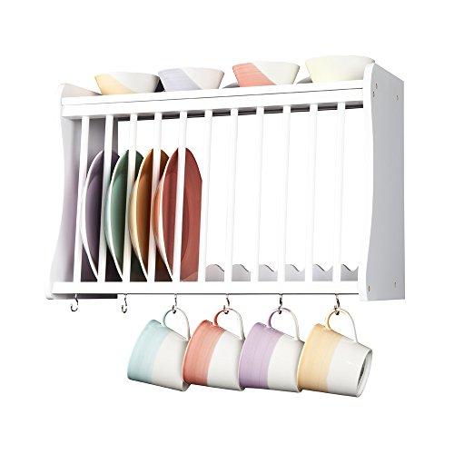 Kitchen Shelf Amazon: Shelf With Hooks: Amazon.co.uk