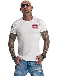 Yakuza Hombres Ropa Superior/Camiseta Shadowplay