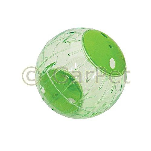 Hamsterball Mäuseball Joggingball Laufball Laufkugel Laufrad Hamster Ball (klein, grün)
