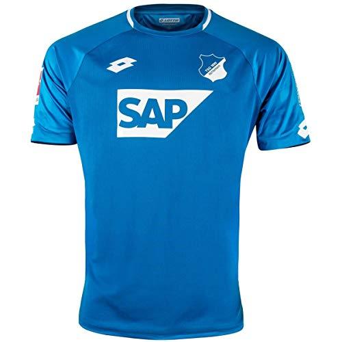 LOTTO Erwachsene HOFFENHEIM 18 Home Jrs Jersey Short Sleeve, Blu Hoffenheim, XL