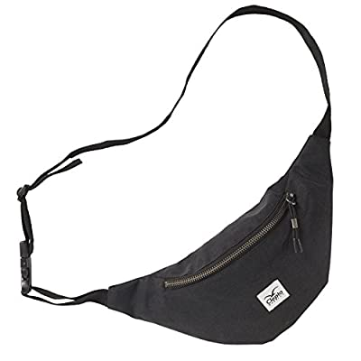 Clepto Hip Bag C.I. Patch Black