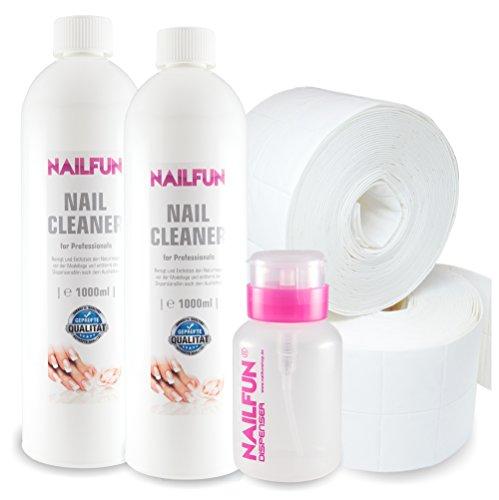 nail-cleaner-2-liter-2000ml-1000-zelletten-2-rollen-1-pumpflasche-dispenser-150-ml