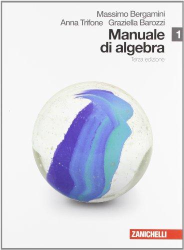 Manuale di matematica. Per le Scuole superiori. Con espansione online: 1