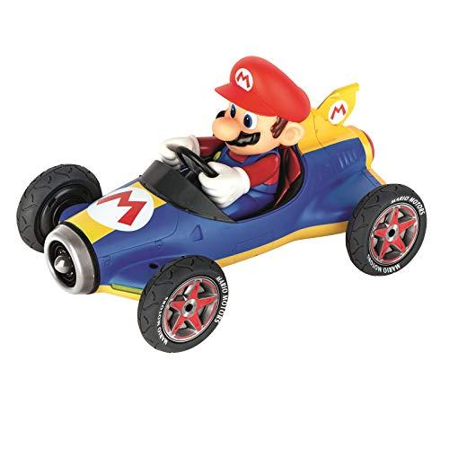 2,4GHz Mario Kart(TM) Mach 8, Mario  - CARRERA RC FULL FUNCTION