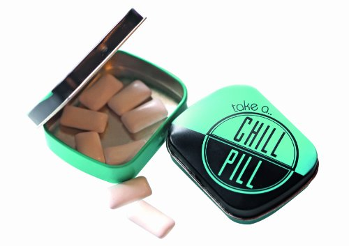 Random in Tandem Green Chill Pill tin  available at amazon for Rs.111