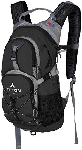 TETON Trinksystem-rucksack Oasis 1100 mit Trinkblase Schwarz