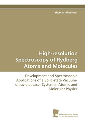 High-resolution Spectroscopy of Rydberg Atoms and Molecules: Development and Spectroscopic Applications of a Solid-state Vacuum-ultraviolet Laser System in Atomic and Molecular Physics