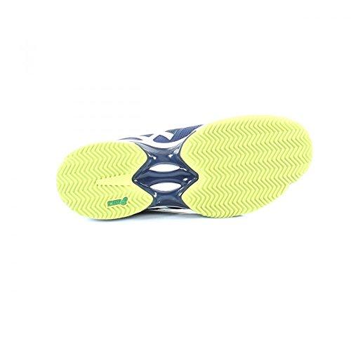 Asics Herren Gel-Solution Speed 3 Tennisschuhe, Blau Blau