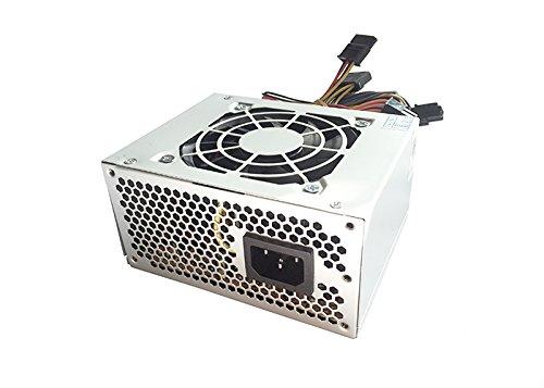 Fuente de alimentación interna microATX de 500W, 10x 12,5x 6 cm, ventilador de 8cm