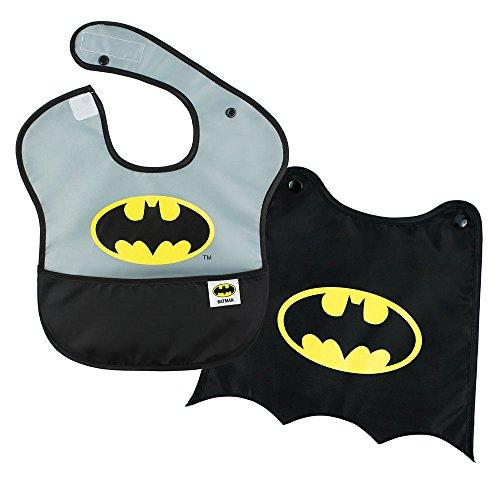 Babero + Capa de Batman- Liga de la Justicia