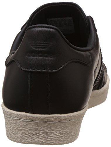 adidas Superstar 80's 3D Metal Toe Damen Sneaker Schwarz Schwarz