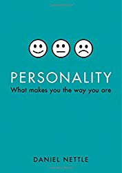 Personality: What makes you the way you are by Daniel Nettle (2007-09-13)