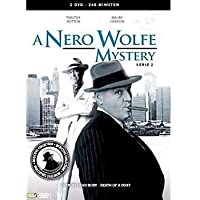 A Nero Wolfe Mystery - Serie 2