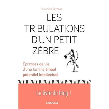 Les tribulations d'un petit zèbre: Episodes de vie d'une famille à haut potentiel intellectuel - Le livre du blog ! (Histoires de vie)