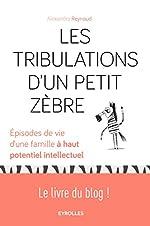 Les tribulations d'un petit Zèbre - Episodes de vie d'une famille à haut potentiel intellectuel. de Alexandra Reynaud