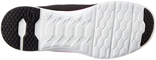Skechers Valeris Back Stage Pass, Women's Multisport Outdoor Shoes, Black (Bkhp), 5 UK (38 EU)