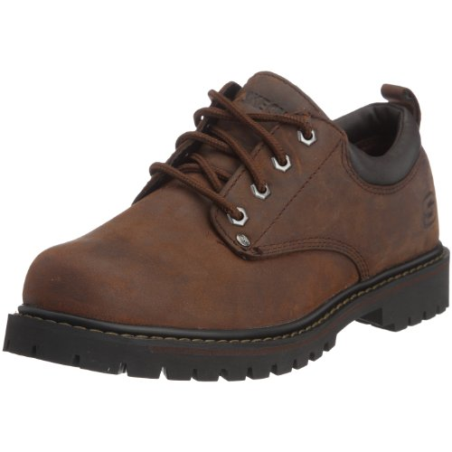 Skechers Men's Tom Cats 6618/BOL, Chukka Boots, Dark Brown, 14 UK (49.5...