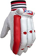 HeadTurners Cricket Batting Right Hand Gloves- Color May Vary