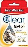 CLEAR 67 mg Lösung zum Auftropfen f.kleine Hunde 3 St Lösung