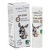 DELICATO D'ASINA - Stick Labbra Bio al Latte D'Asina - Estremamente Idratante e Nutriente - 5,7 ml